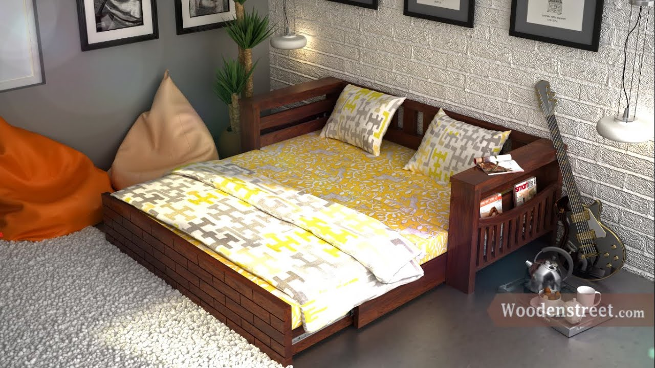 Sofa Cum Bed Now Customized Designs Of Sofa Cum Bed Online Youtube
