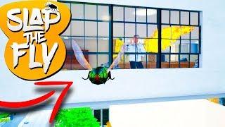 Slap The Fly #32 - UCIEKŁEM MU ZA MAPĘ XD