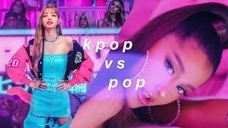 kpop vs pop (brutally hard edition)