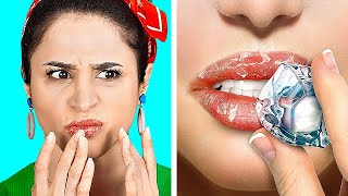 COOL DIY BEAUTY HACKS    Useful Makeup Tricks by 123 Go! Gold