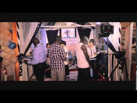 KopaNYUMBA® in  Tanzania Homes Expo 2014 @ Mlimani City Confrence Centre