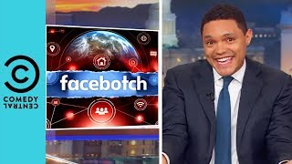 What If Facebook Was A Real Place? | The Daily Show With Trevor Noah