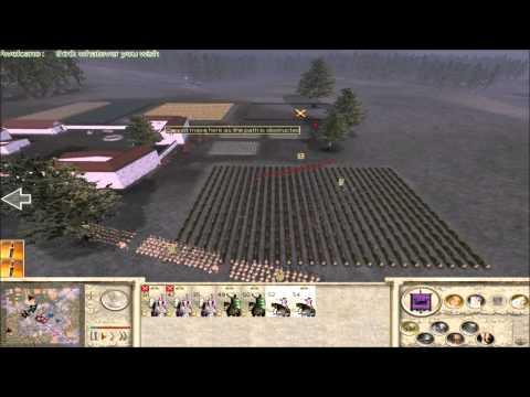 Rome Total War Online Battle #2079: FFA (Happy Parthia Day)