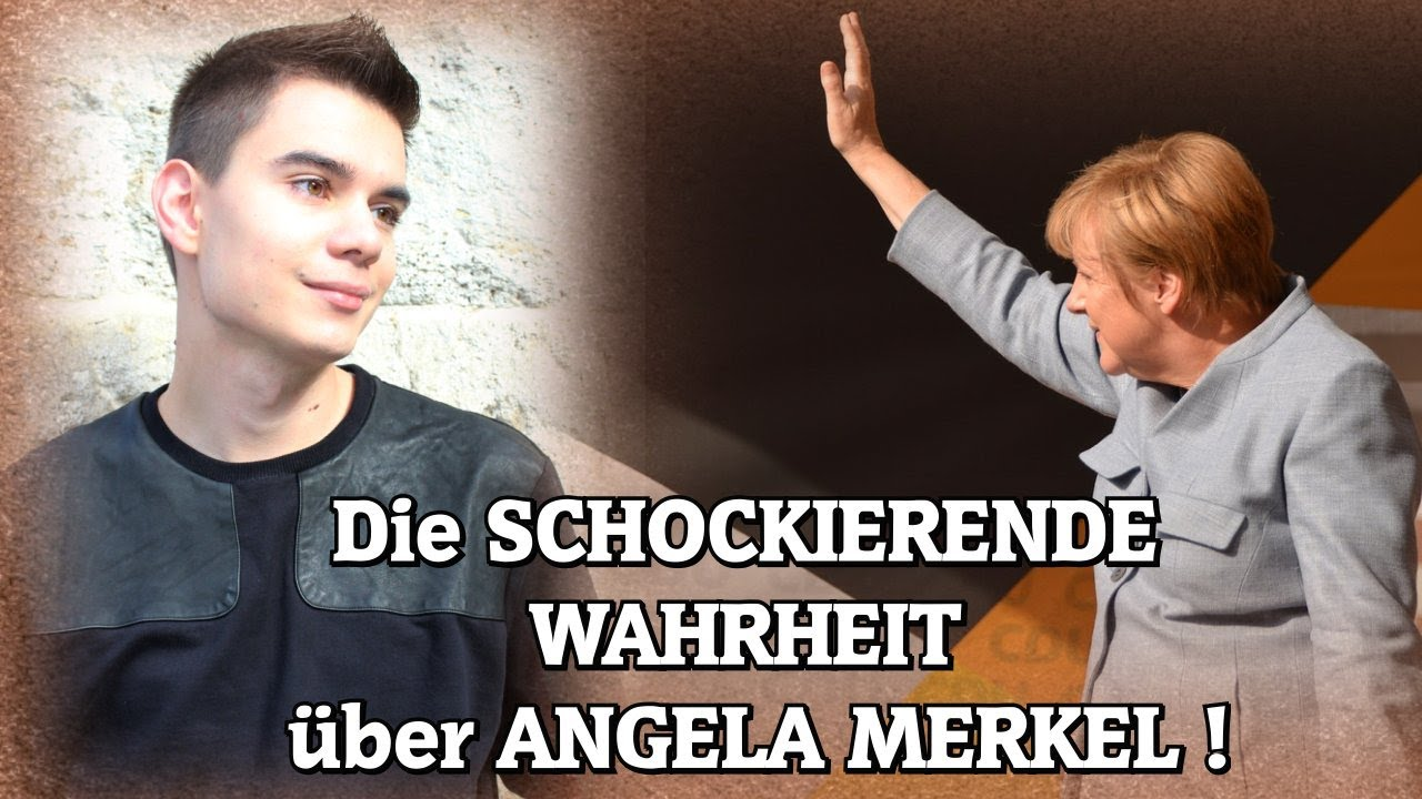 Die SCHOCKIERENDE WAHRHEIT über ANGELA MERKEL!