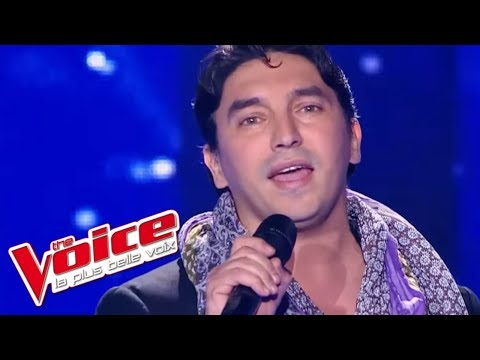 Michael Jackson - Ben   Atef Sedkaoui   The Voice France 2012   Blind Audition