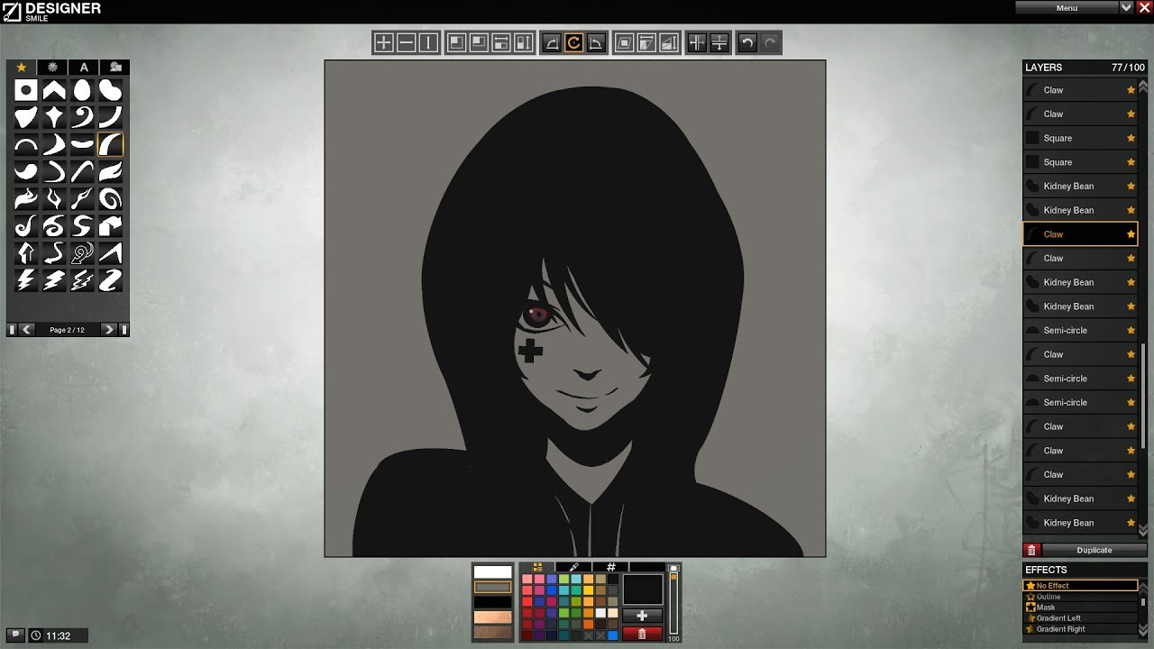 Apbr Wolf Designs Speed Design Smile Youtube