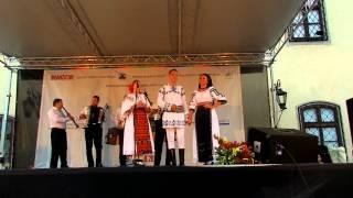 Festivalul de Carte si Muzica,Brasov 2012 - recital LARISA BOZBICI
