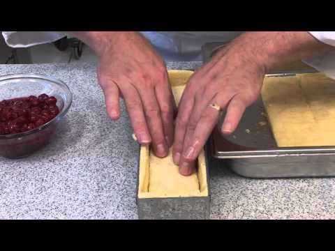 Fabriquer moule a buche de noel