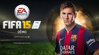 Fifa 15 Demo Francais Gameplay PS4