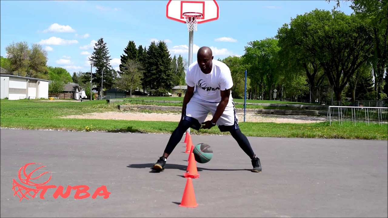 TNBA cone and chair online training session