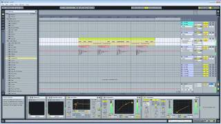 Studio Session Making Retro Acid Techno With D16 Phoscyon And 909 Drums