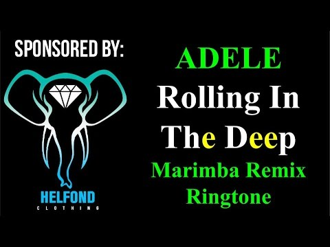 Adele - Rolling In The Deep Ringtone and Alert