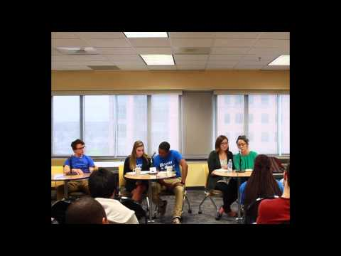 SGA Presidential Debate -- How would you fund a student run emergency medical response program?