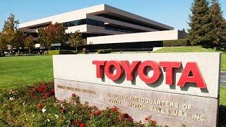 видео История Toyota (Тойота)