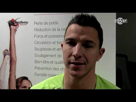 La reconversion professionnelle au FCBP - Patrice Dimitriou à Academy Sport Santé