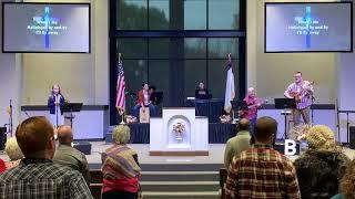 Sun. Morning Worship Service - 10/25/20