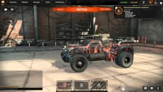 Crossout - First Look - Vehicular Action Arena game MMO(Crossout - First Look - Vehicular Action Arena game Crossout is a post-apocalyptic MMO-action game for the PC. The game offers PvP engagements on a ..., 2016-05-05T12:57:41.000Z)