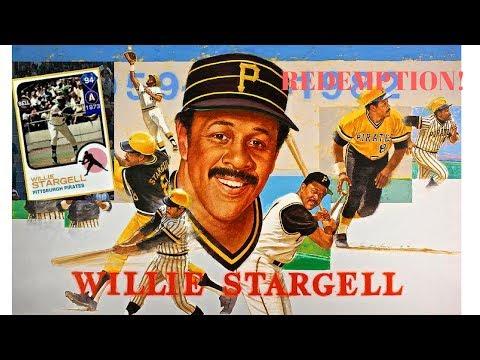 94 Willie Stargell redemption!