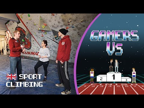 Download Youtube: Gamers Netty & Tomohawk Risk It All In Epic Climbing Challenge | Gamers Vs.