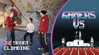 Gamers Netty & Tomohawk Risk It All In Epic Climbing Challenge | Gamers Vs.
