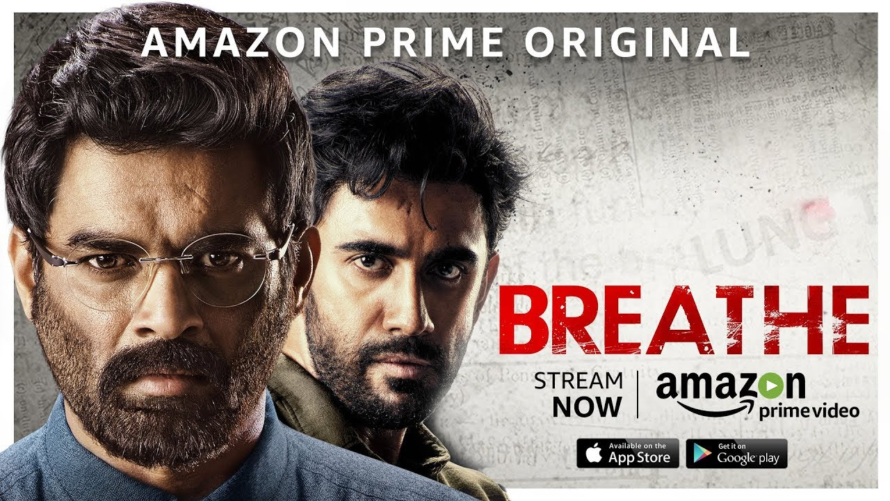 Image result for amazon prime series breathe