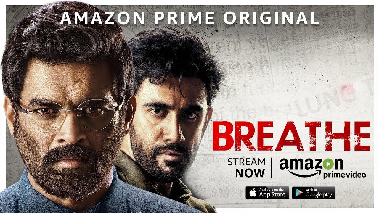 Image result for amazon prime series breathe