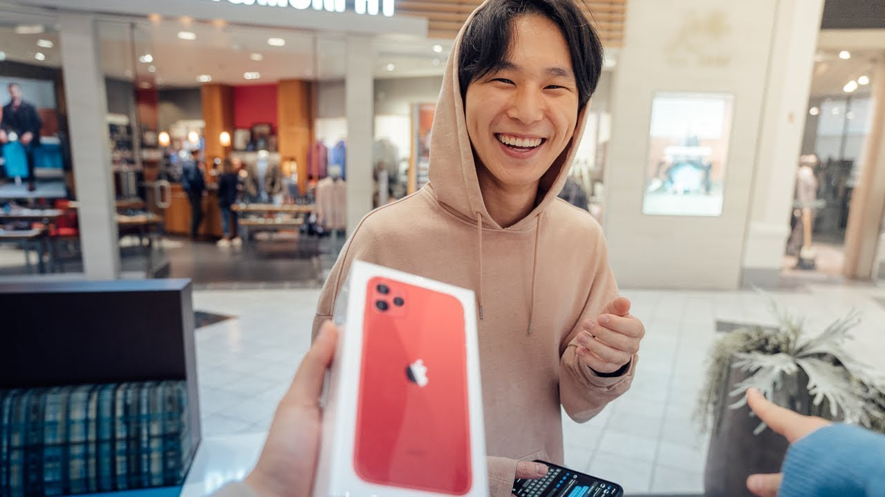 Surprising Him With The New Iphone 11 Youtube Join facebook to connect with elliot choy and others you may know. youtube