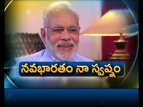 Watch: ETV Exclusive Interview With PM Narendra Modi