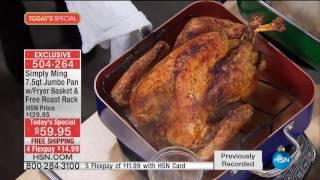 HSN  Chef Ming Tsai 11.04.2016 - 05 AM