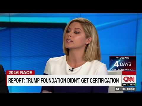 Trump adviser defends Trump Foundation