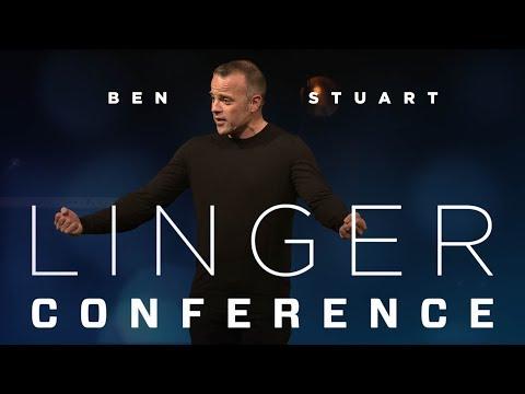 Ben Stuart at Linger 2018