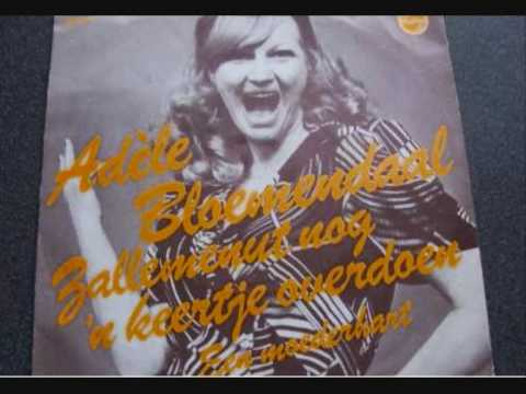 Zallemenut nog 'n keertje overdoen  -  Adele Bloemendaal