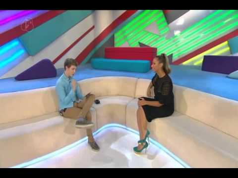 Leona Lewis - T4 Sunday Interview.