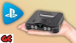 N64 Mini kurz vor der Ankündigung? // PS Now Spiele jetzt runterladbar!