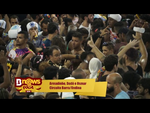 [BNews Folia 2019 - domingo - Assista AO VIVO]