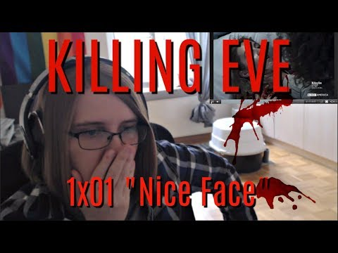 Lets Watch Killing Eve! 1x01 Nice Face