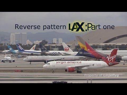 Reverse pattern RW7 LAX 30.11.2014 Part one