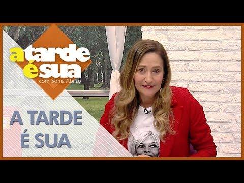 A Tarde é Sua (29/08/18)   Completo