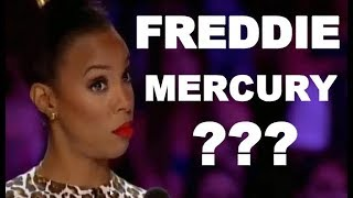 FREDDIE MERCURY VOICE, FREDDIE MERCURY X FACTOR, BEST FREDDIE'S COVERS / SONGS WORLDWIDE! thumbnail