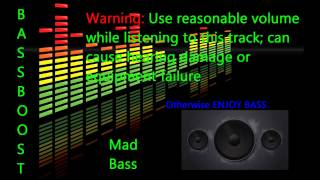 Ice Cube - Gangsta Rap Made Me Do It (Mad Bass Boost)