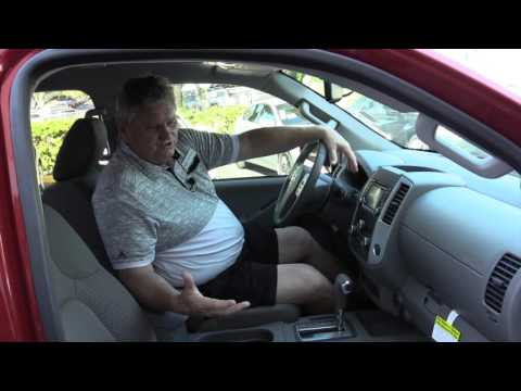 2016 Nissan Frontier, New Port Richey Nissan dealer, Maus new cars