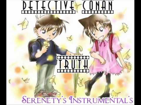 Detective Conan - Truth - Instrumental