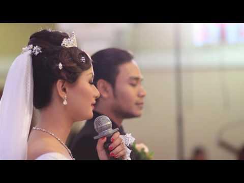 Sakramen Pernikahan Siska & Radit