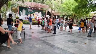 베트남 하롱베이 여행 - 센 떠이 호 레스토랑 01 N…