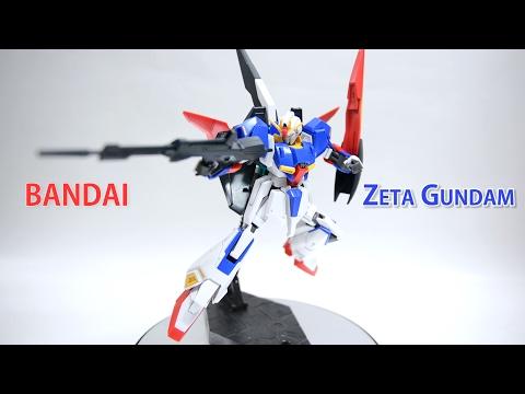 [3D SPIN] HGUC 1/144 제타 건담 / ZETA GUNDAM