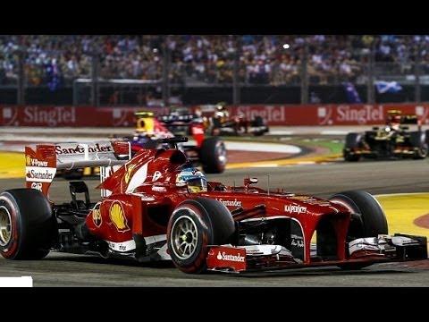 F1 2013 Pro Liga 13/19 Singapore- Marina Bay (HD)