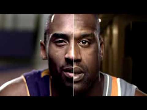 NBA Fear Commercial - Kobe & Shaq