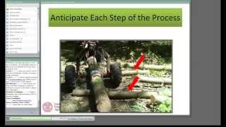 Small Scale Woodlot Management And Low Impact Atv Logging