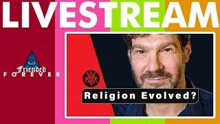 RESPONSE: Religion Evolved? - Response Bret Weinstein (Shinobi Yaka)