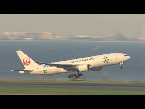 Big turnaround for Japan Airlines